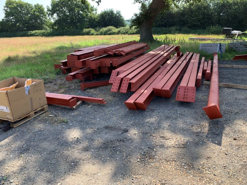 Structural Steelwork in Sussex - Steel Fabricators - Two ...
